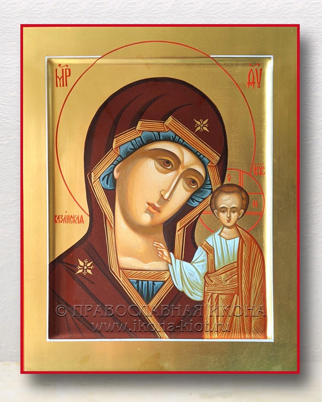 Икона «Казанская Божия Матерь» (образец №23)