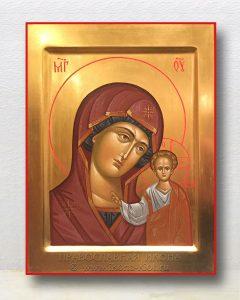 Икона «Казанская Божия Матерь» (образец №36)