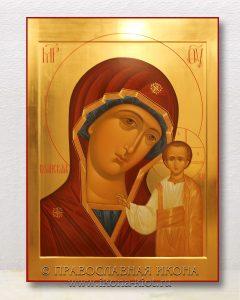 Икона «Казанская Божия Матерь» (образец №39)