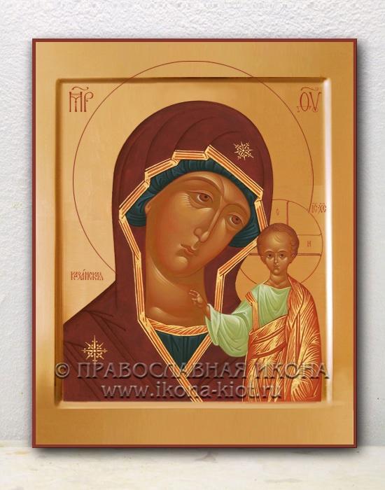 Икона «Казанская Божия Матерь» (образец №4)