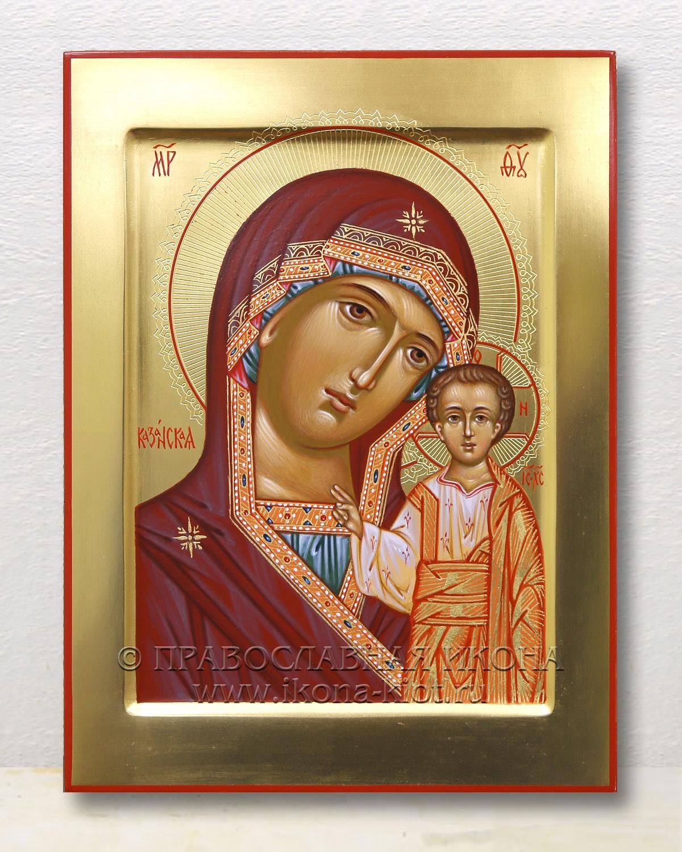 Икона «Казанская Божия Матерь» (образец №40)