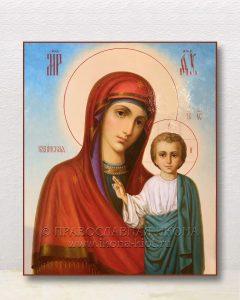 Икона «Казанская Божия Матерь» (образец №41)