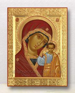 Икона «Казанская Божия Матерь» (образец №42)