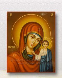 Икона «Казанская Божия Матерь» (образец №43)