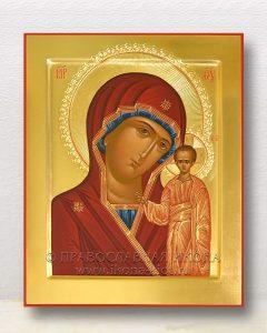 Икона «Казанская Божия Матерь» (образец №44)