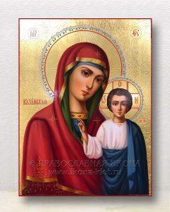 Икона «Казанская Божия Матерь» (образец №45)