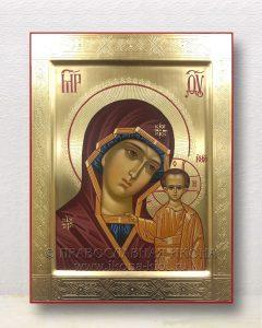 Икона «Казанская Божия Матерь» (образец №47)