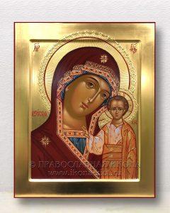 Икона «Казанская Божия Матерь» (образец №48)