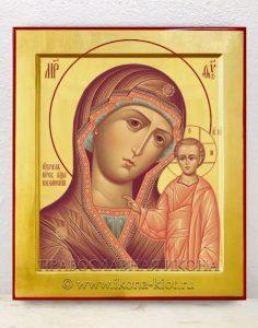 Икона «Казанская Божия Матерь» (образец №5)