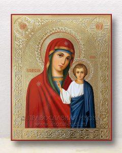 Икона «Казанская Божия Матерь» (образец №53)