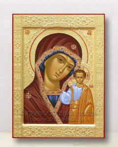Икона «Казанская Божия Матерь» (образец №54)