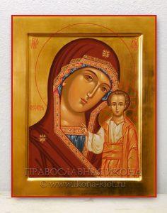 Икона «Казанская Божия Матерь» (образец №7)