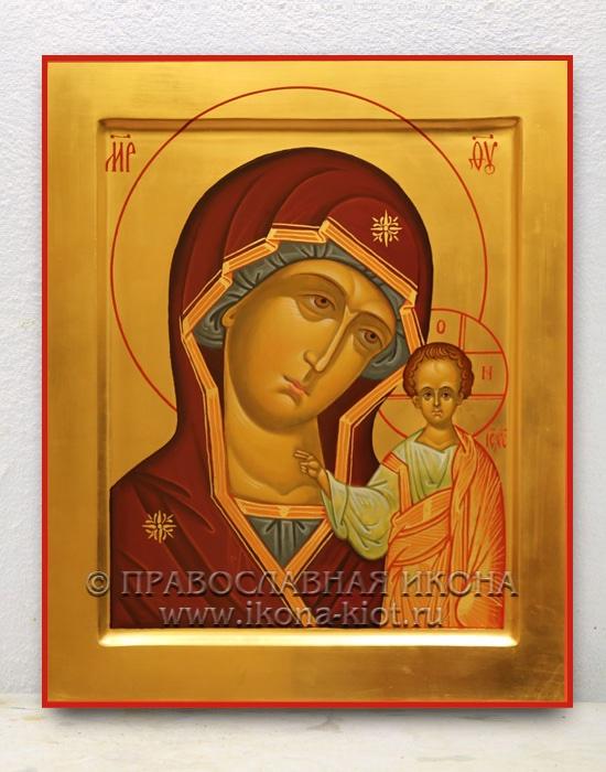 Икона «Казанская Божия Матерь» (образец №8)
