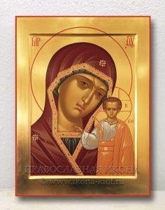 Икона «Казанская Божия Матерь» (образец №9)