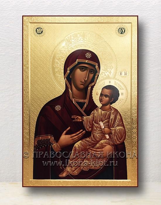Икона «Ктиторская Божия Матерь» (образец №1)
