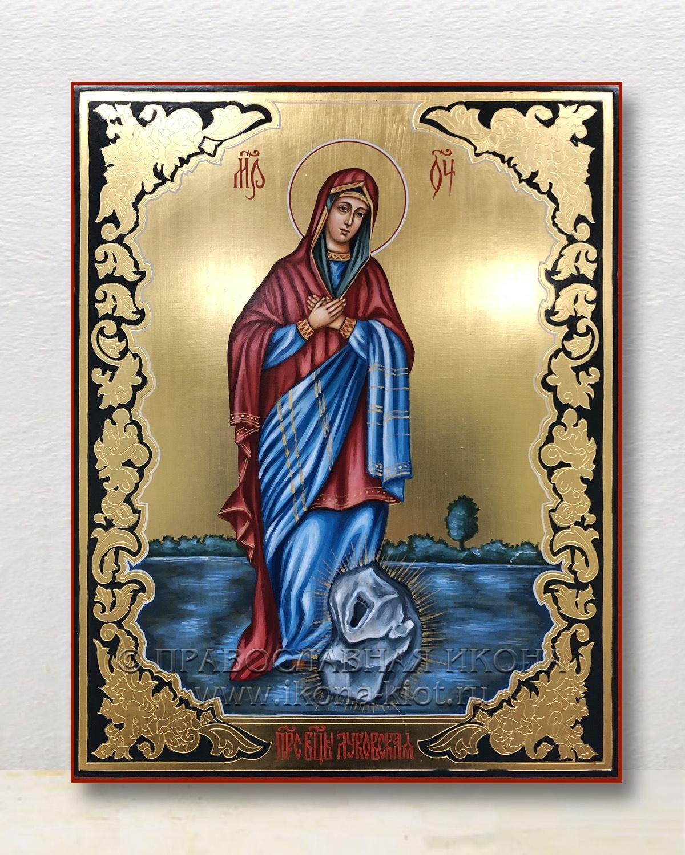 Икона «Луковская Божия Матерь» (образец №1)