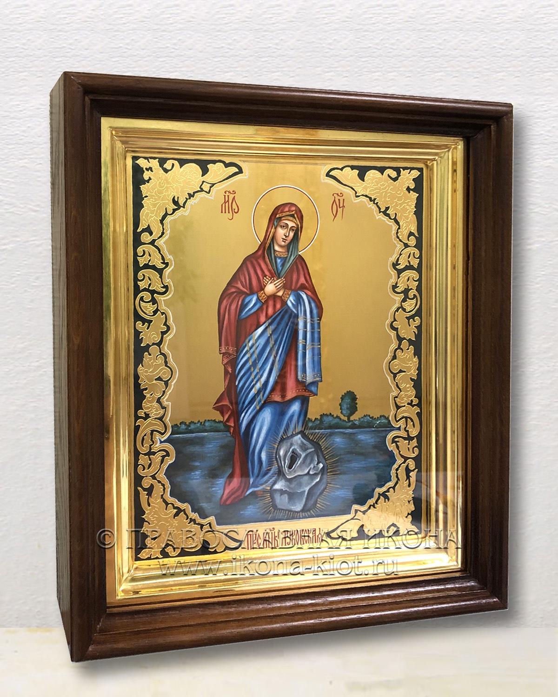 Икона «Луковская Божия Матерь» (образец №2)