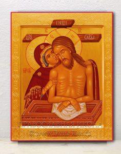 Икона «Не рыдай Мене, Мати» (образец №2)