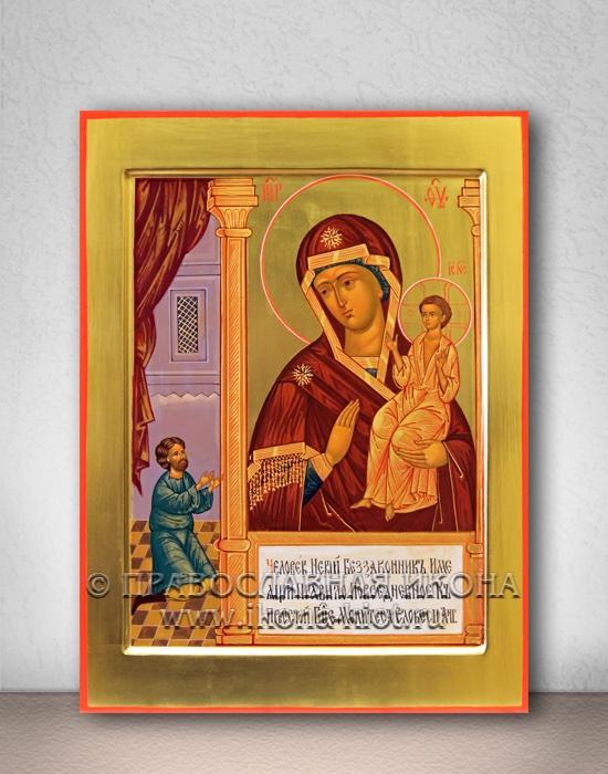 Икона «Нечаянная радость» (образец №2)