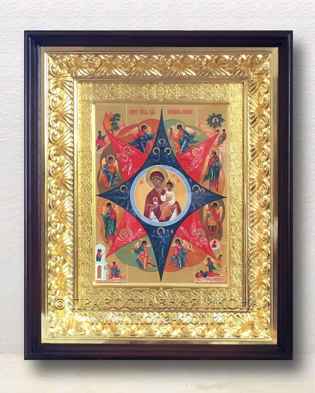 Икона «Неопалимая купина» (образец №10)