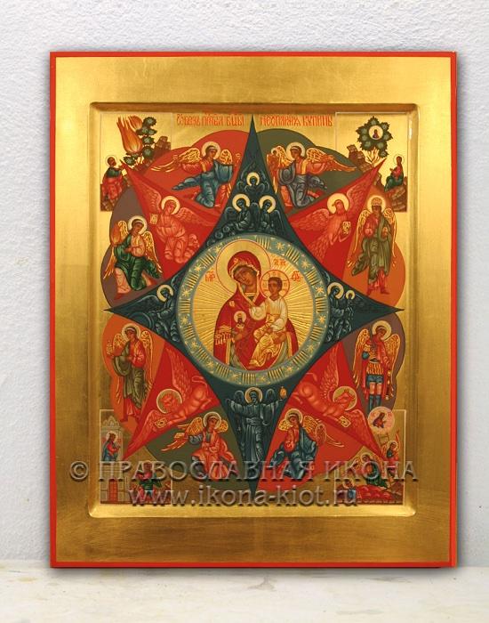Икона «Неопалимая купина» (образец №2)