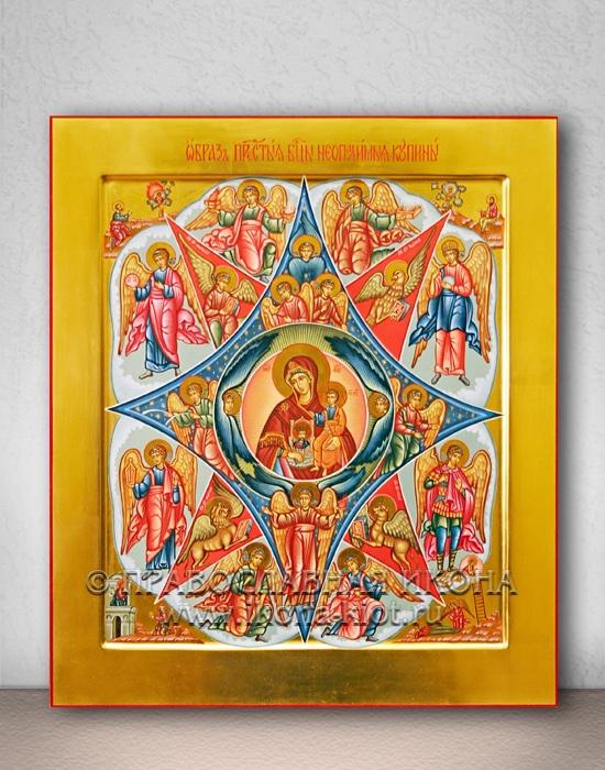 Икона «Неопалимая купина» (образец №5)