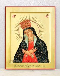 Икона «Остробрамская Божия Матерь» (образец №3)