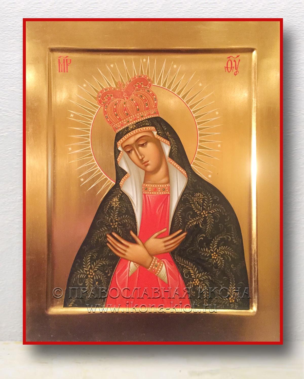 Икона «Остробрамская Божия Матерь» (образец №2)