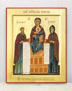Икона «Печерская Божия Матерь»