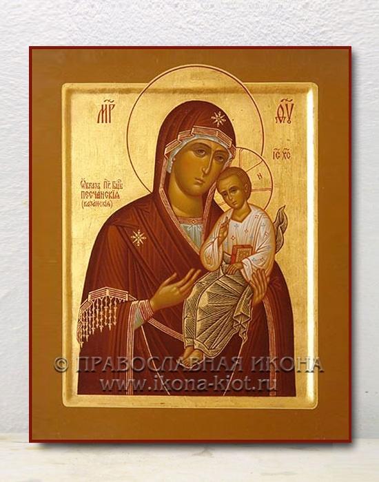 Икона «Песчанская Божия Матерь» (образец №1)