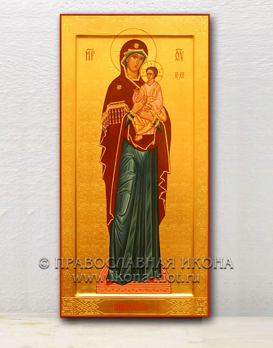 Икона «Пименовская Божия Матерь» (образец №2)
