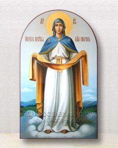 Икона «Покров Пресвятой Богородицы» (образец №20)