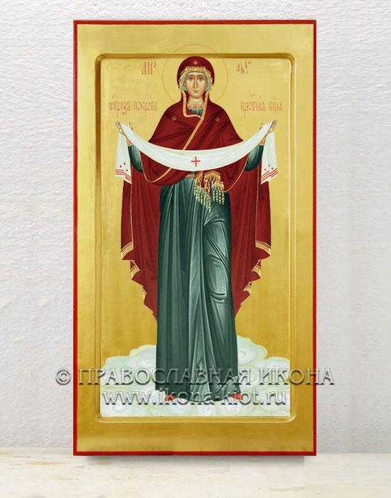 Икона «Покров Пресвятой Богородицы» (образец №6)