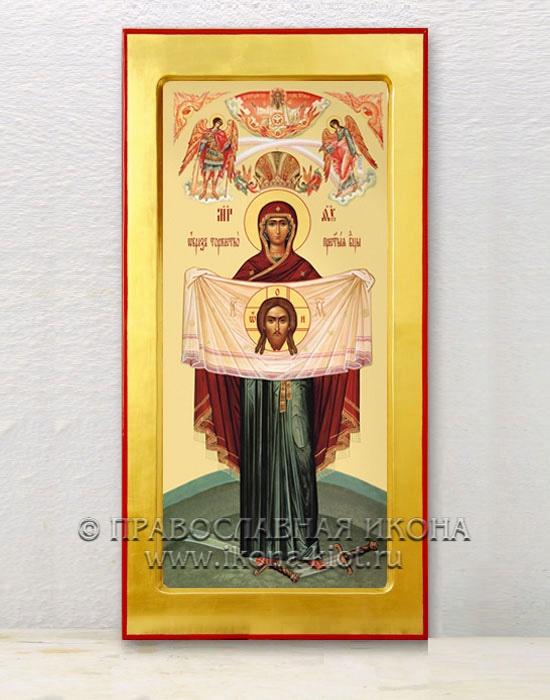Икона «Порт-Артурская Божия Матерь» (образец №1)