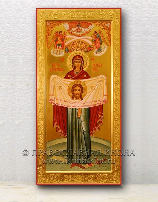 Икона «Порт-Артурская Божия Матерь» (образец №2)