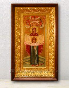 Икона «Порт-Артурская Божия Матерь» (образец №3)