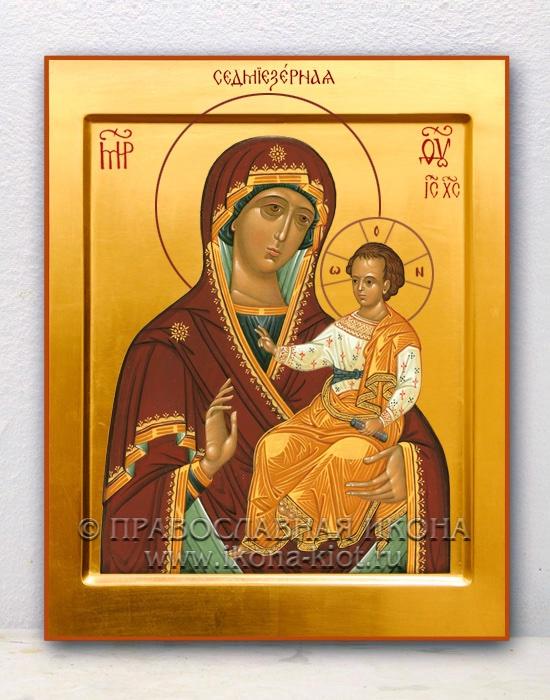 Икона «Седмиезерная Божия Матерь»