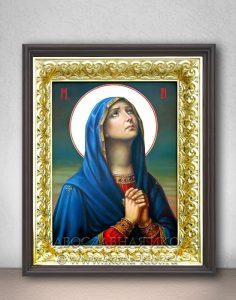 Икона «Скорбящая Божия Матерь» (образец №2)