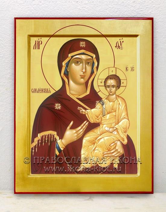 Смоленская икона Божьей Матери, икона ...: www.ikona-kiot.ru/ikona/bm-smolenskaya.html