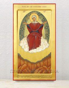 Икона «Спорительница Хлебов» (образец №2)