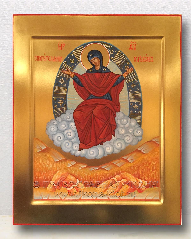 Икона «Спорительница Хлебов» (образец №1)