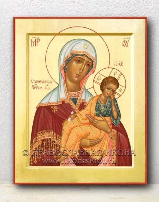 Икона «Старорусская Божия Матерь»