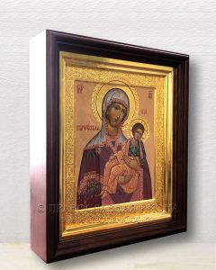Икона «Старорусская Божия Матерь» (образец №4)