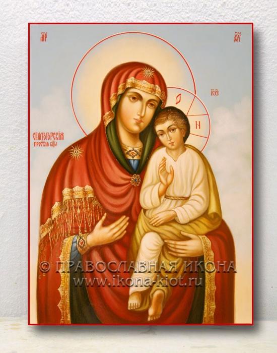 Икона «Святогорская Божия Матерь»
