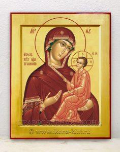 Икона «Тихвинская Божия Матерь» (образец №7)