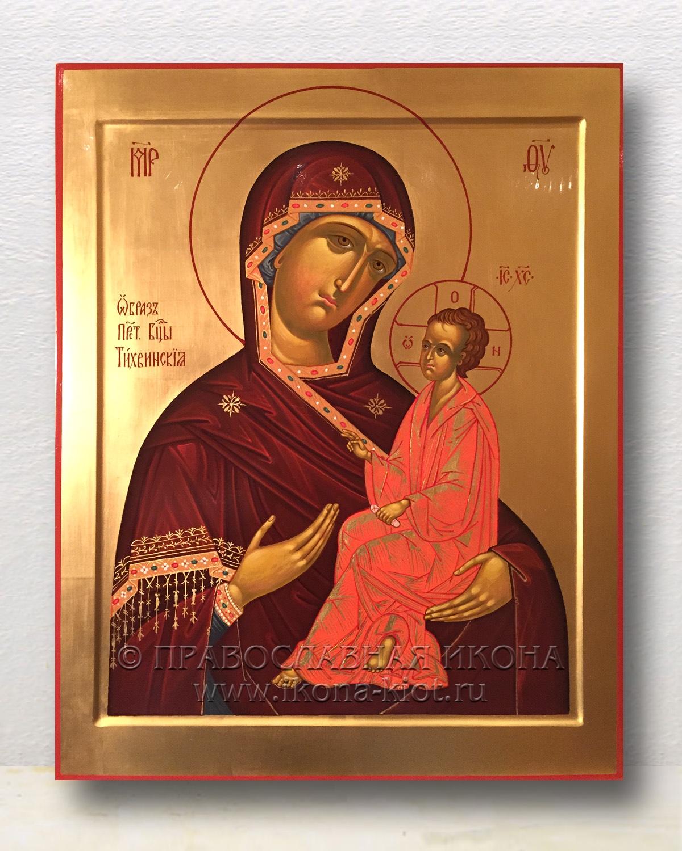 Икона «Тихвинская Божия Матерь» (образец №1)