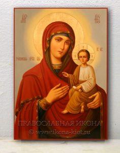 Икона «Тихвинская Божия Матерь» (образец №3)
