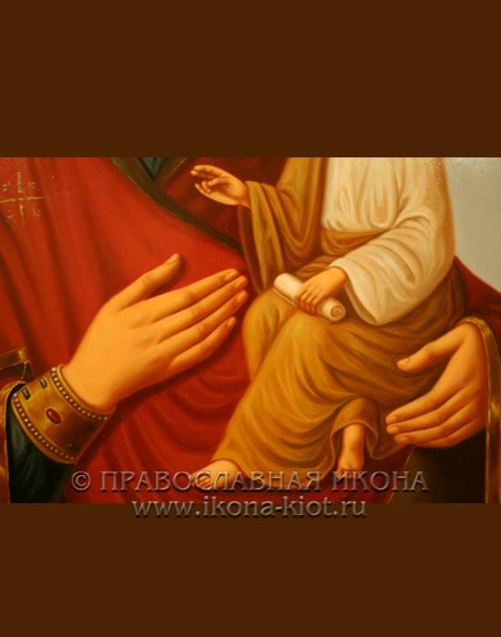Икона «Тихвинская Божия Матерь» (образец №5)