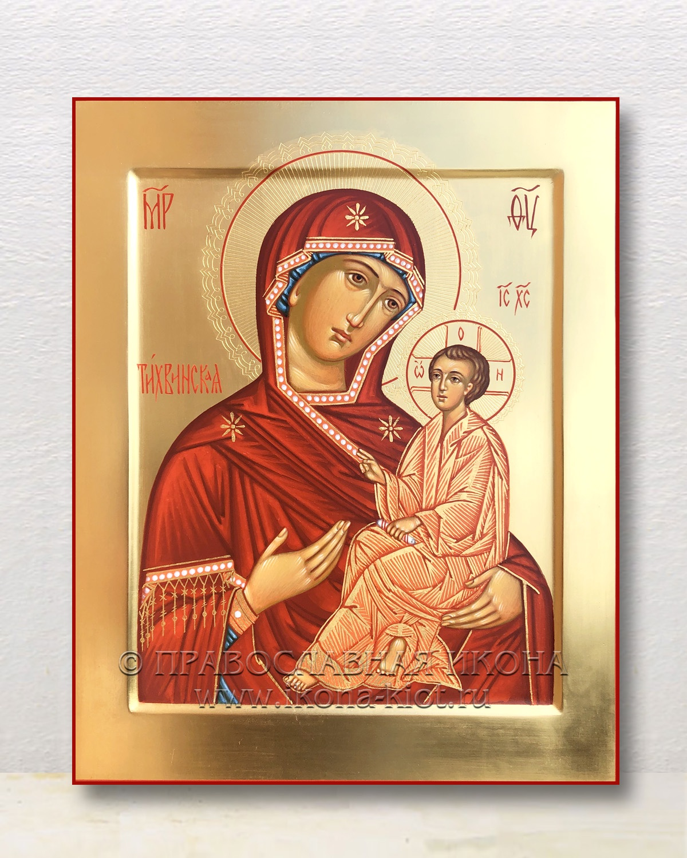 Икона «Тихвинская Божия Матерь» (образец №6)