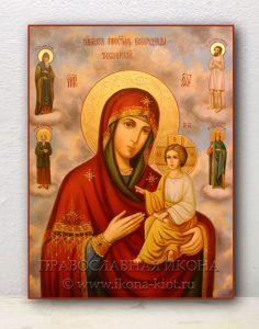 Икона «Тихвинская Божия Матерь» (образец №8)